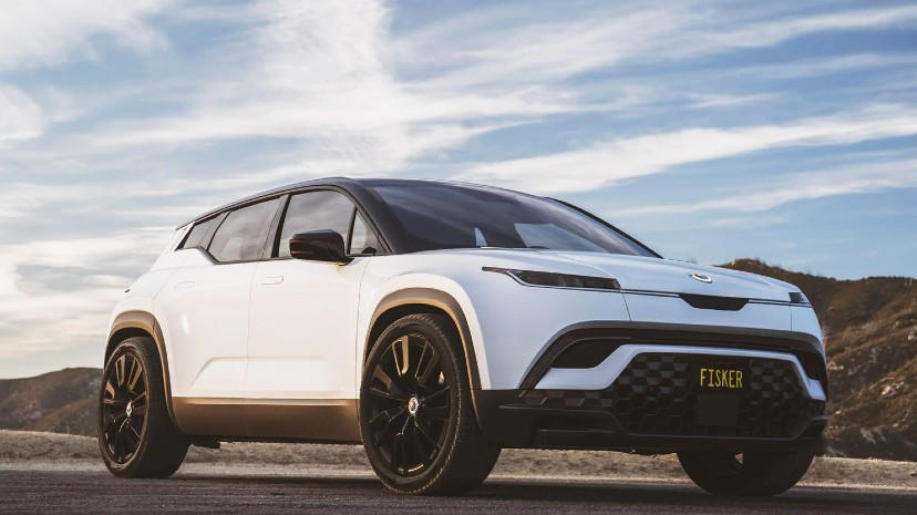 Se construirá sobre la base de la Fisker Ocean, una SUV 100% eléctrica.