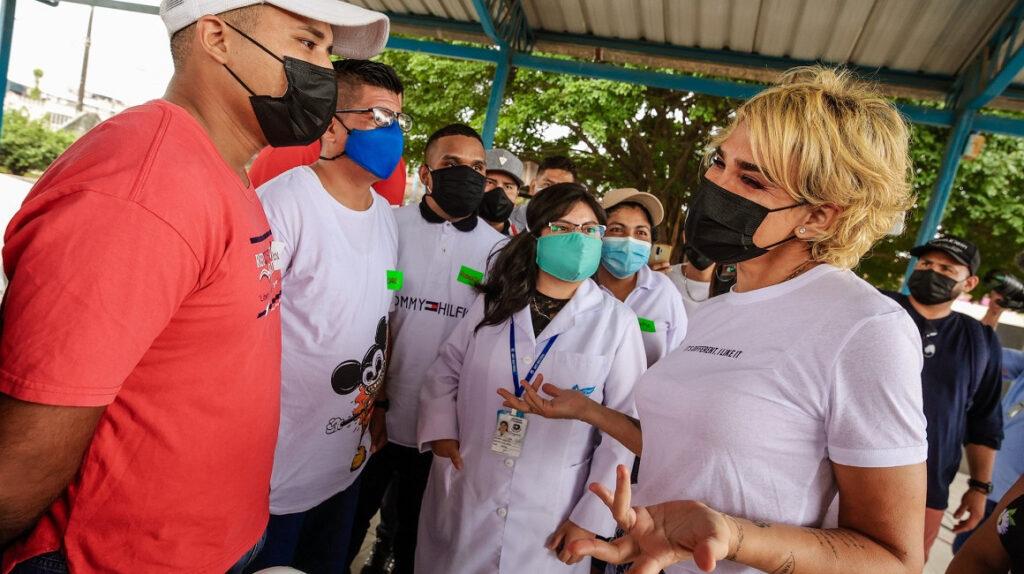 La catarsis política de la alcaldesa de Guayaquil, Cynthia Viteri
