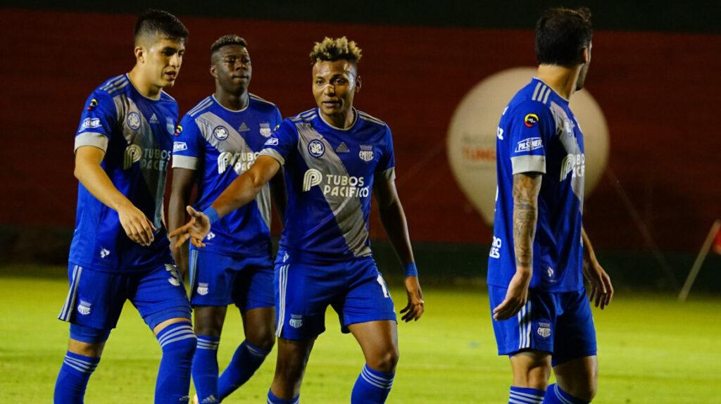 Emelec, Barcelona e Independiente se juegan la primera etapa de la LigaPro