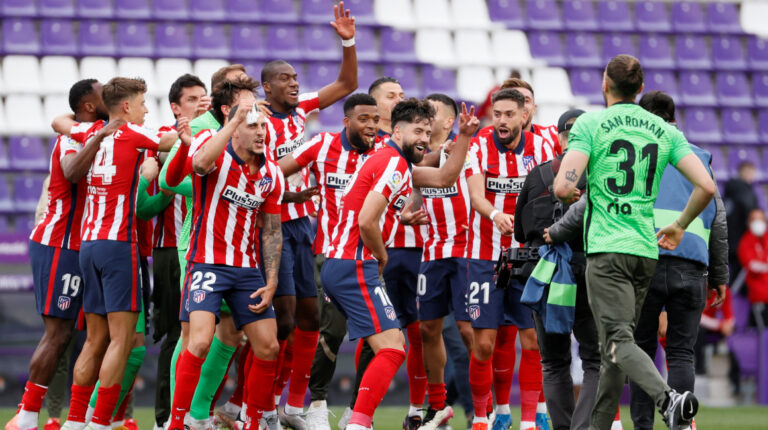 Valladolid - Atlético Madrid