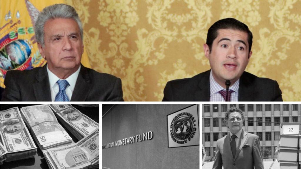 Lo que Lenín Moreno le dejó a la economía de Ecuador