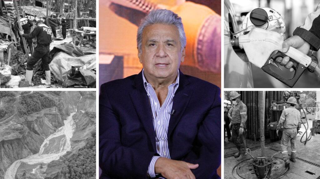 Ecuador despuntó con la minería, pero se estancó con el petróleo