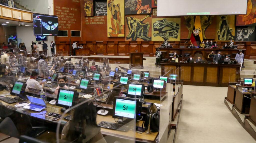 Asamblea desconoce elección de autoridades de la Comisión de Régimen Económico