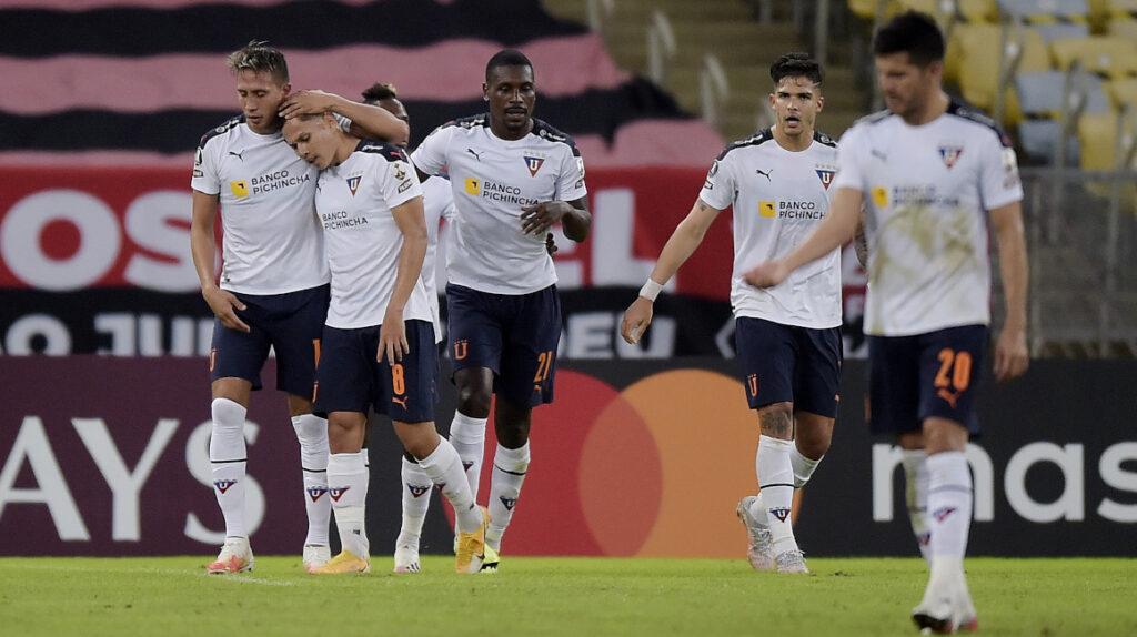 Liga da pelea en Brasil, pero queda eliminado de la Libertadores