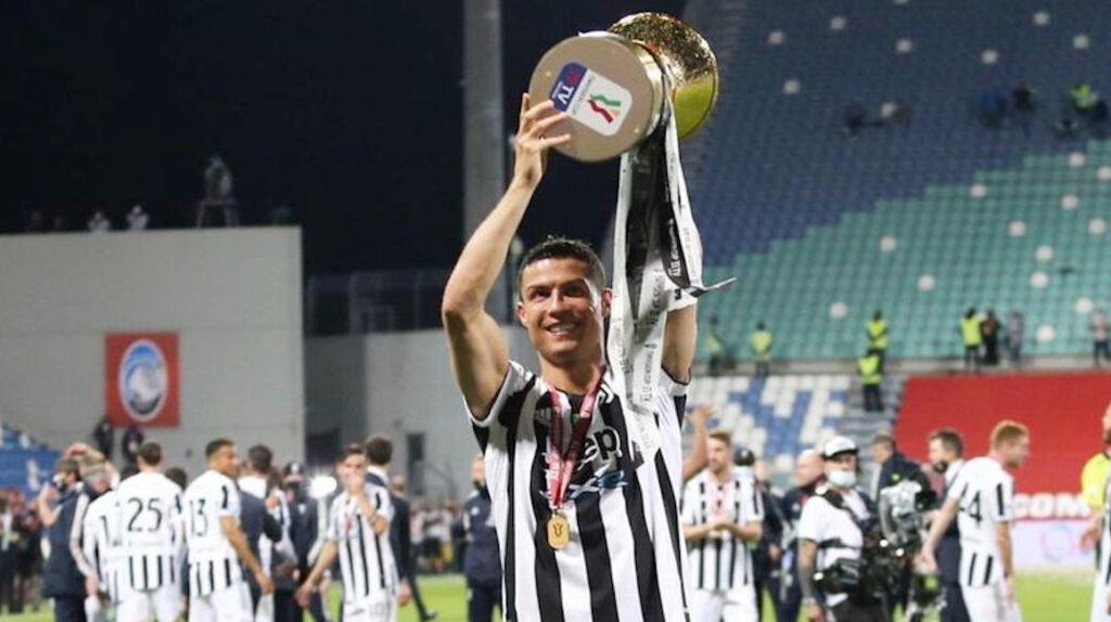 Cristiano Ronaldo, campeón de todo en España, Inglaterra e Italia