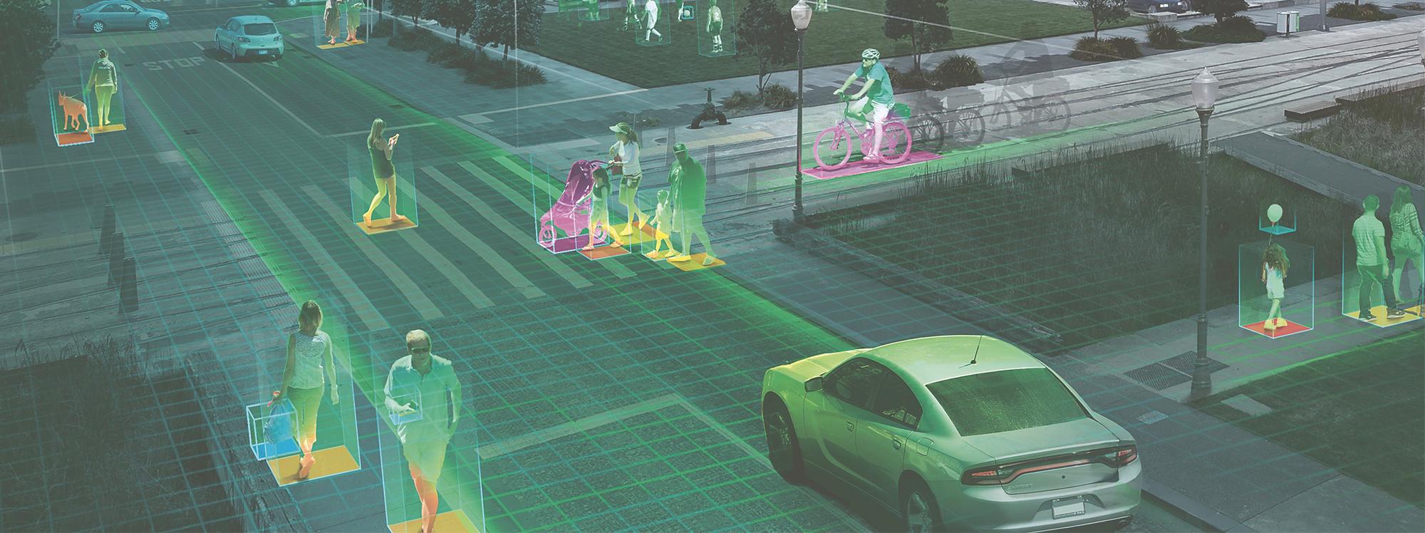 Conducción autónoma e Inteligencia Artificial se conectan