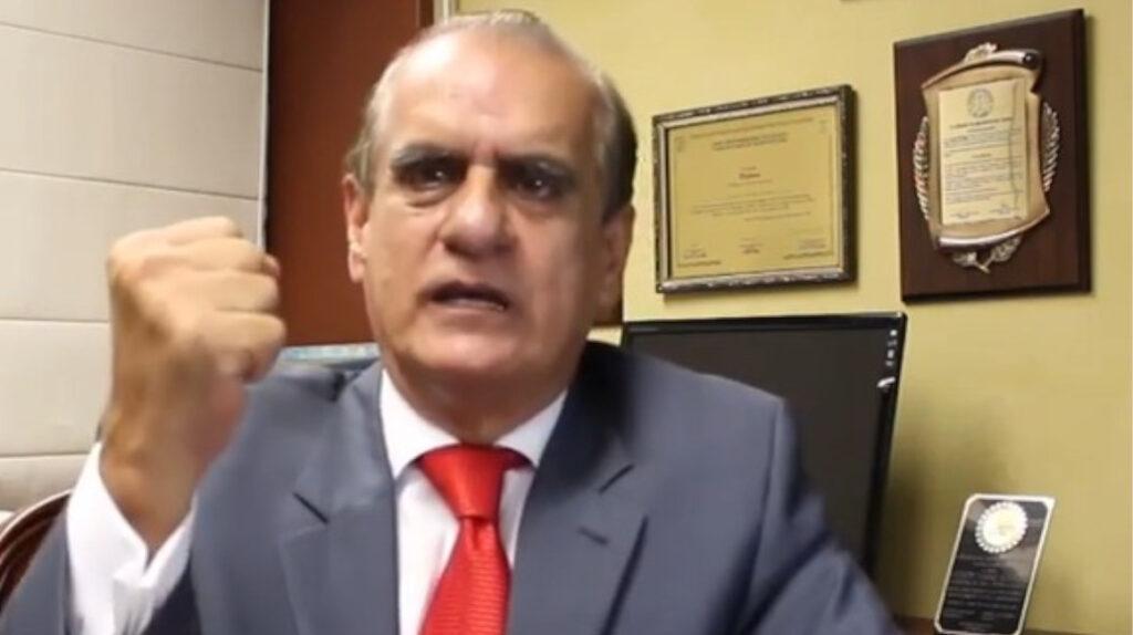 Vicente Taiano renuncia a la Gobernación del Guayas