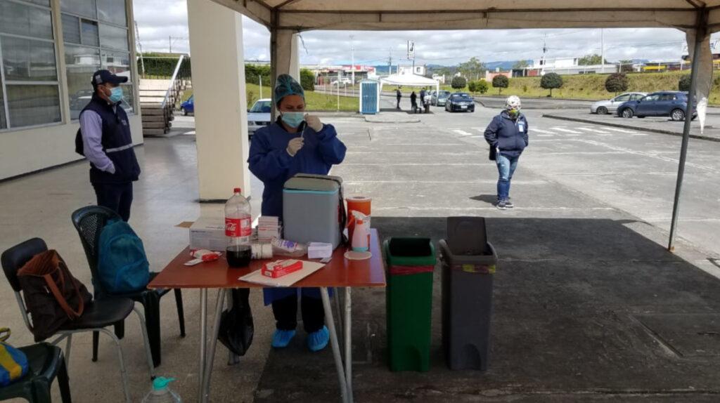 30 de junio de 2021: Ecuador termina el mes con 458.504 contagios
