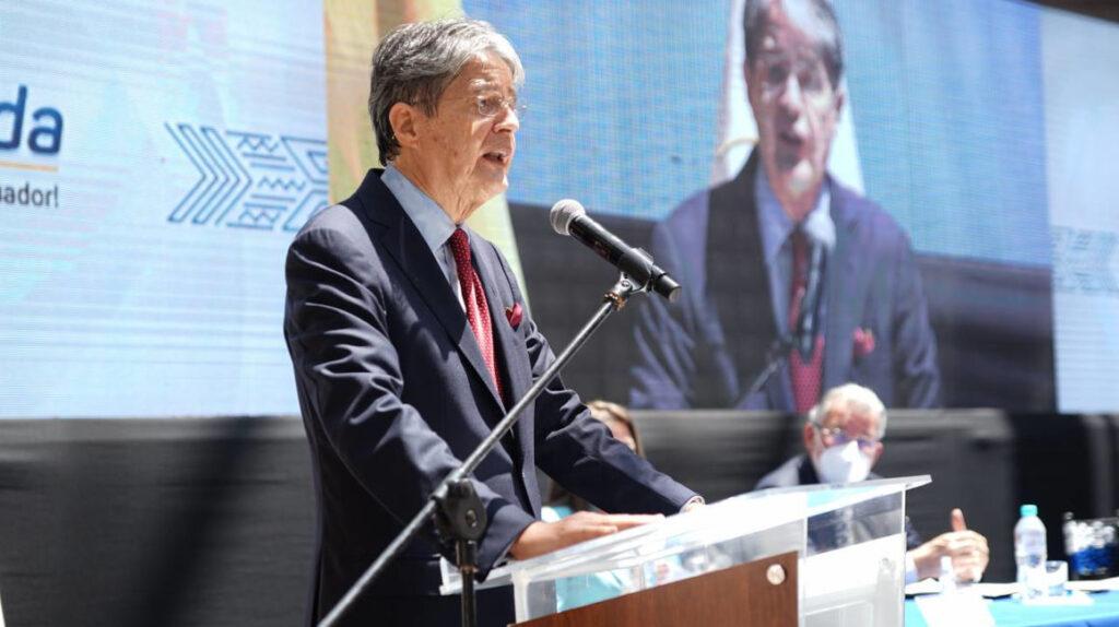 Lasso: Los ecuatorianos no votaron por la intromisión en las decisiones judiciales