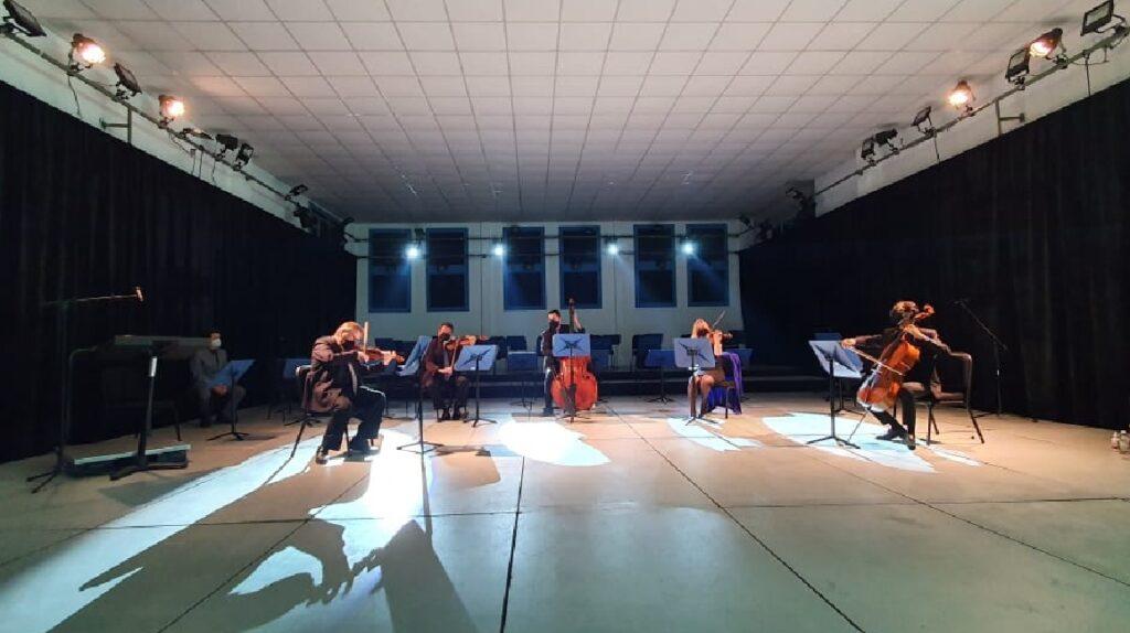 Banco Central dona terreno a la Orquesta Sinfónica Nacional