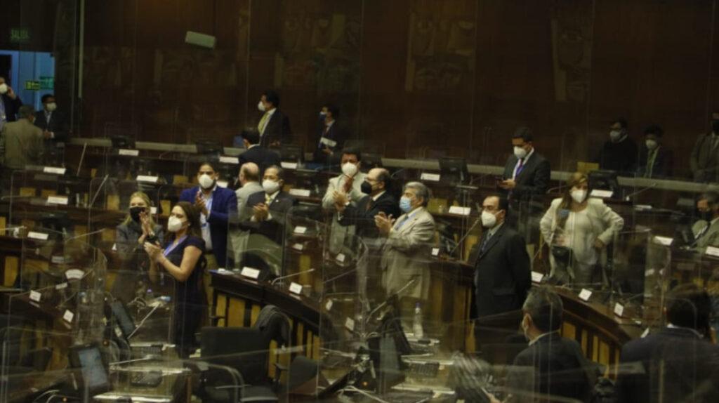 Bloque legislativo del PSC votará en contra de la Proforma 2021