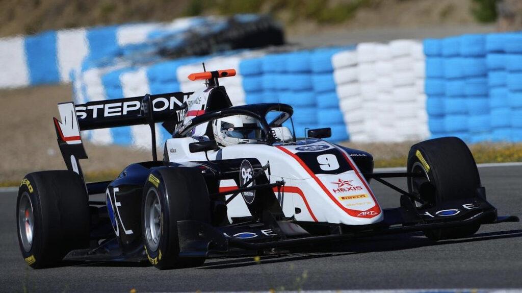 Juan Manuel Correa termina sexto y suma cinco puntos en Le Castellet