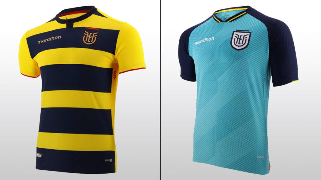 Ecuador estrena nuevos uniformes para la Copa América 2021