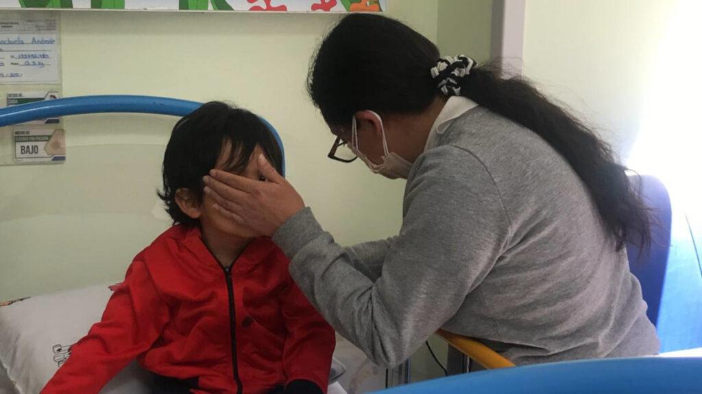 1.258 niños y adolescentes han sido hospitalizados por Covid-19 desde enero