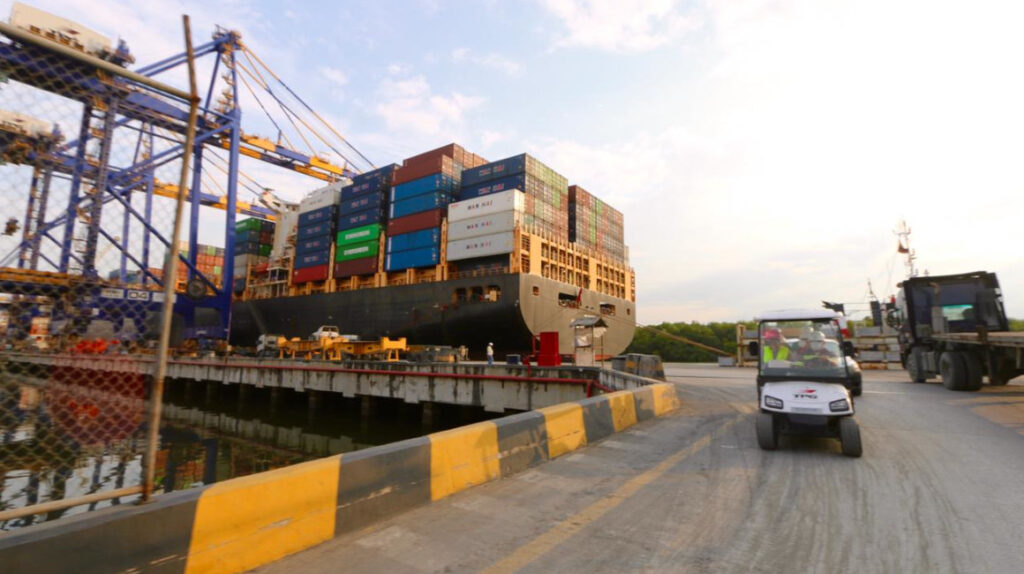 Importaciones de bienes para la producción caen en el primer trimestre