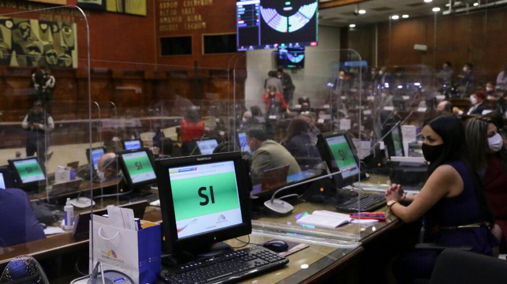 Llori confía en consenso para integrar comisiones de Asamblea Nacional