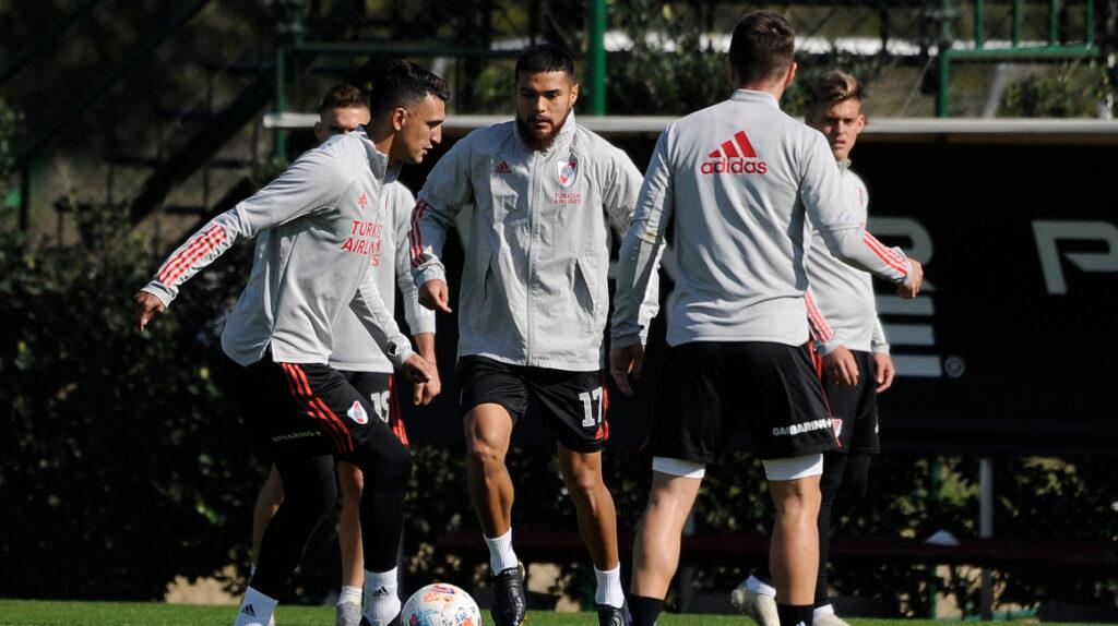 River Plate presenta 10 contagiados de Covid-19 antes de jugar con Boca