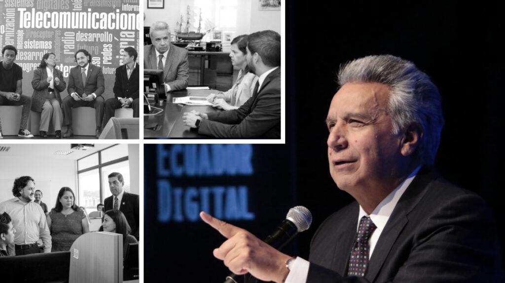 El 'Ecuador digital' todavía es un sueño lejano