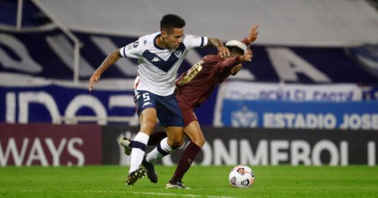Vélez Sarsfield - Liga Quito