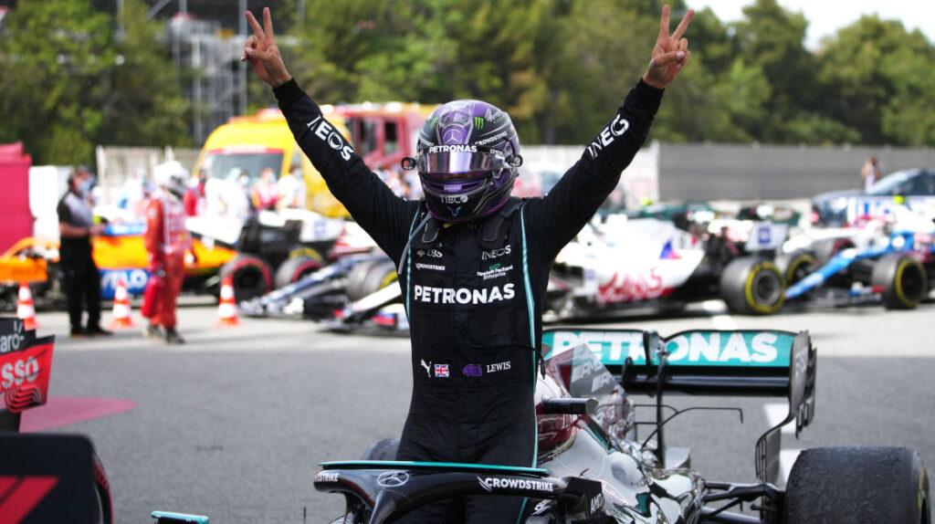 Lewis Hamilton gana el GP de España y logra su victoria 98 en Fórmula 1