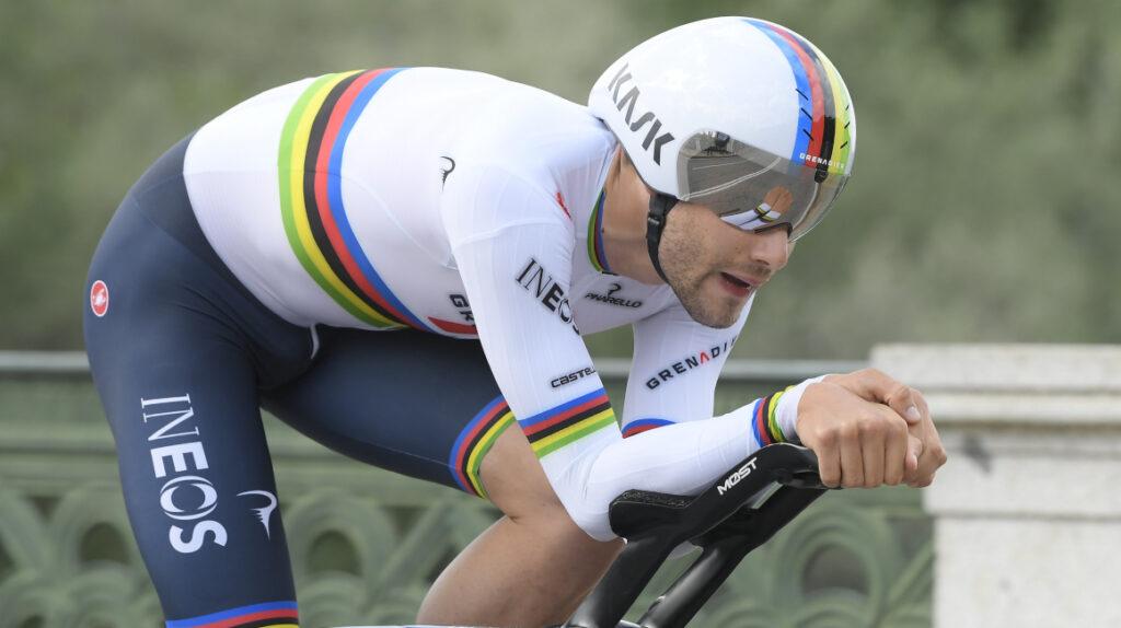 Italia, Suiza y Bélgica buscarán las medallas en la contrarreloj en Flandes
