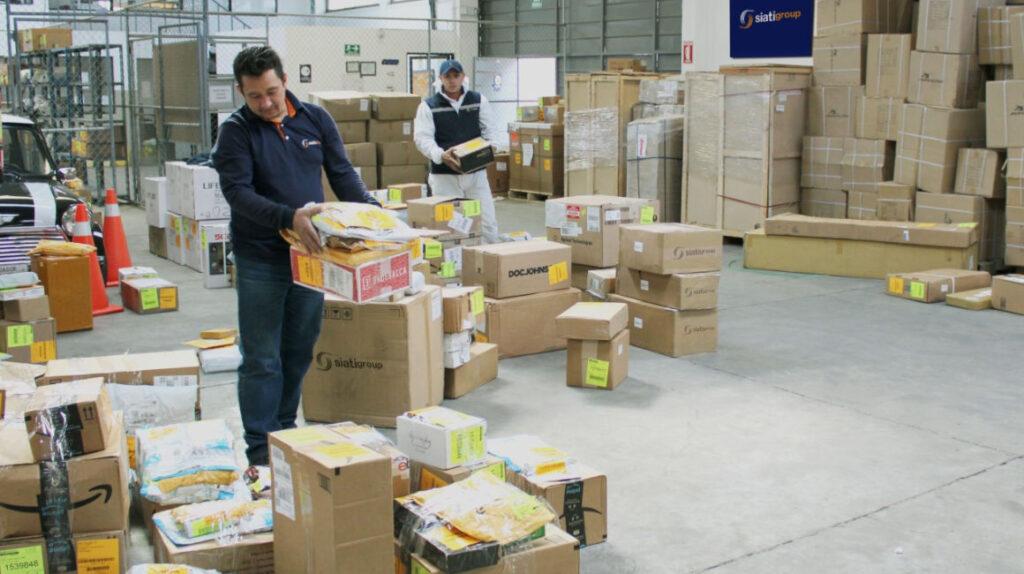 Con la eliminación de arancel a paquetes pequeños llegan más cambios