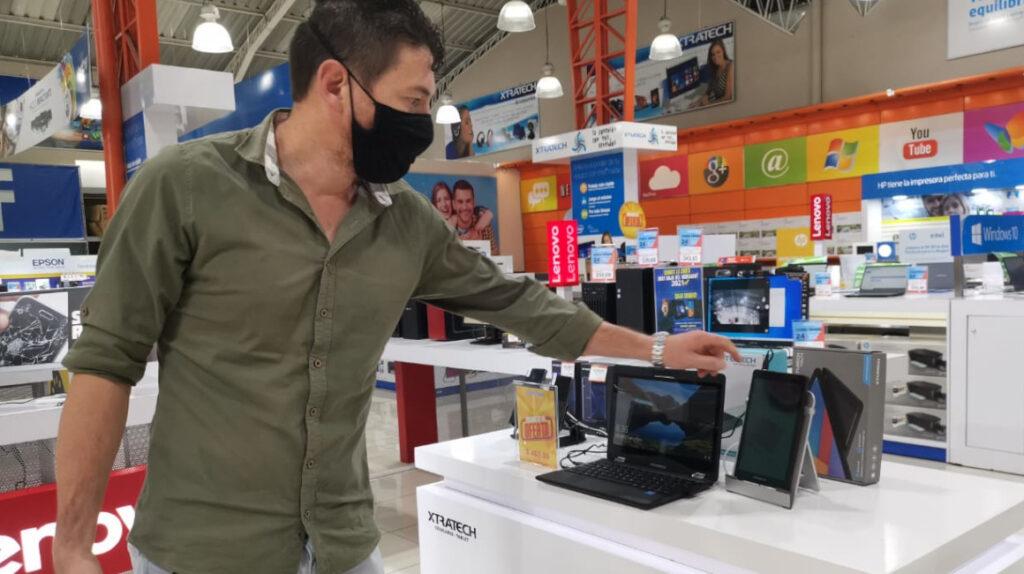 El comercio de tablets resurge gracias al cambio de hábitos por la pandemia