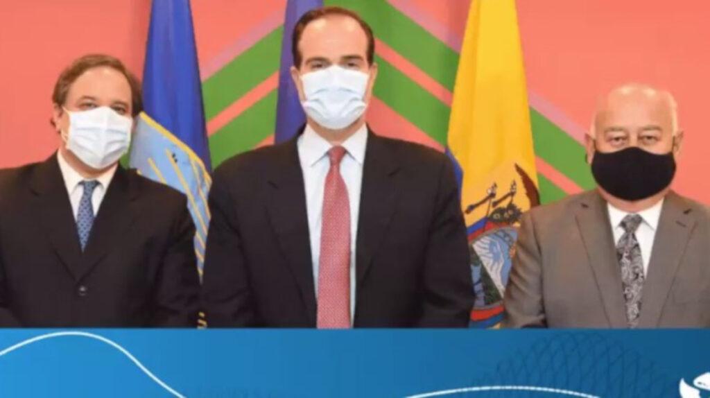 Simón Cueva será el ministro de Finanzas en el gobierno de Lasso