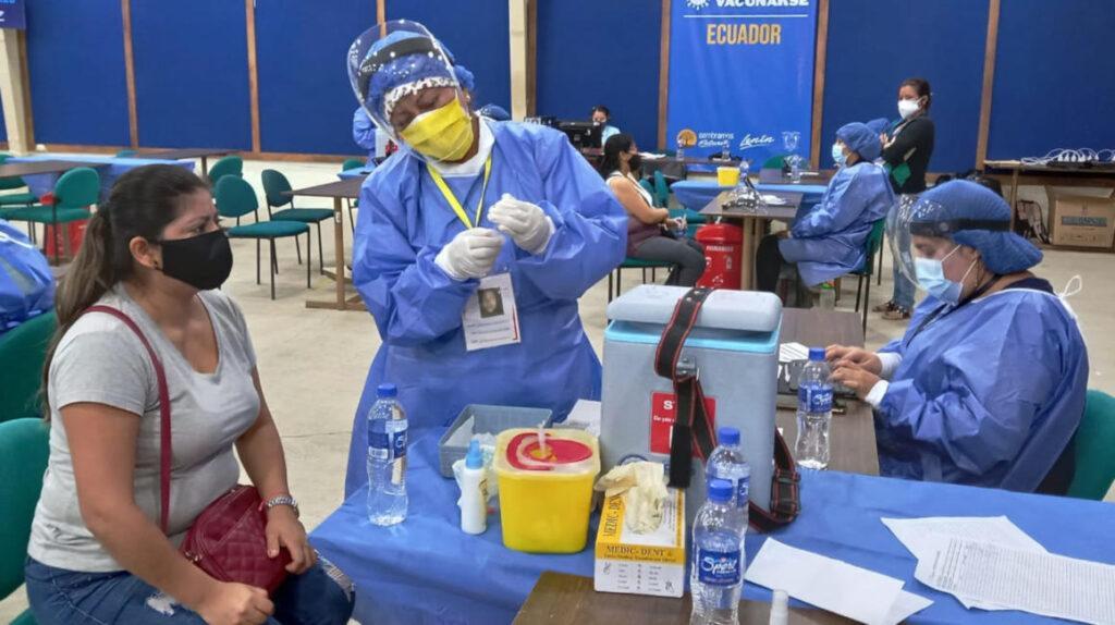 Guayaquil reporta más contagios pero menos muertes por Covid-19