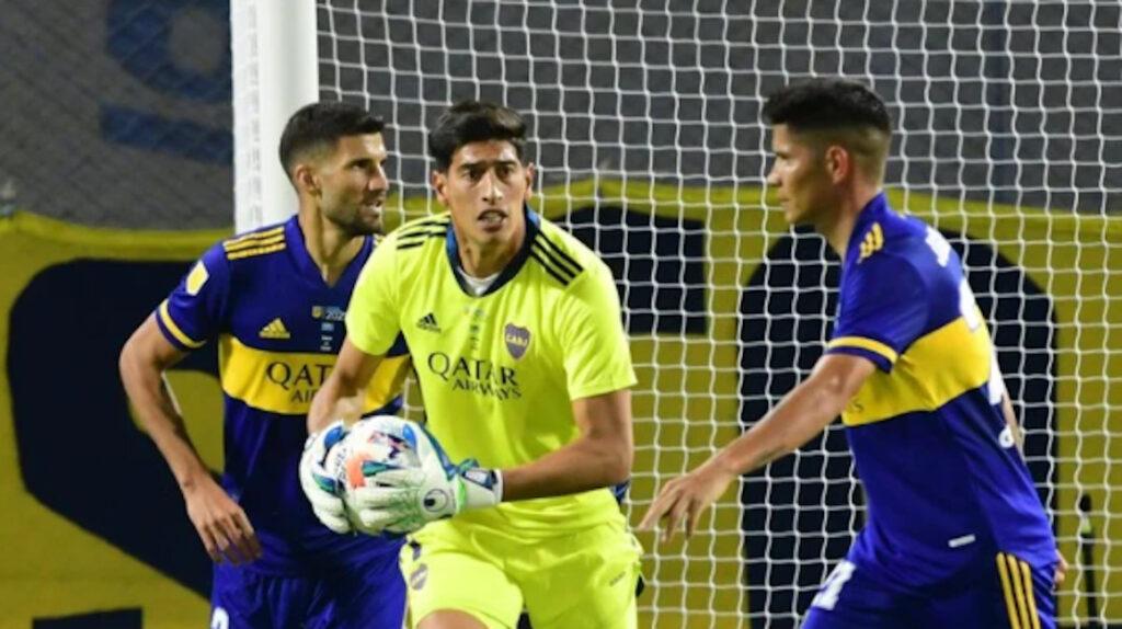 El arquero de Boca Juniors da positivo por Covid-19 al llegar a Guayaquil