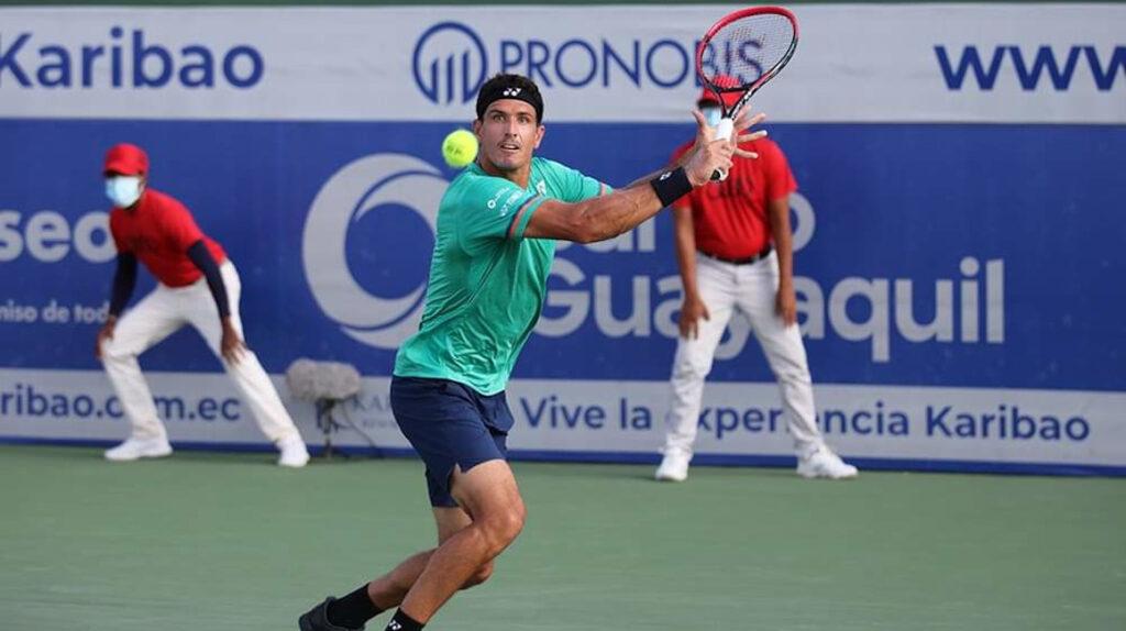 Emilio Gómez se coronó campeón del Challenger de Salinas 2