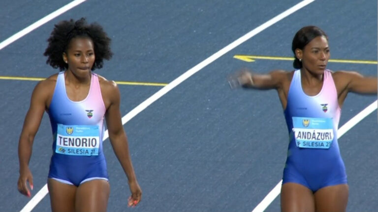 La selección femenina de postas alcanza medalla de bronce