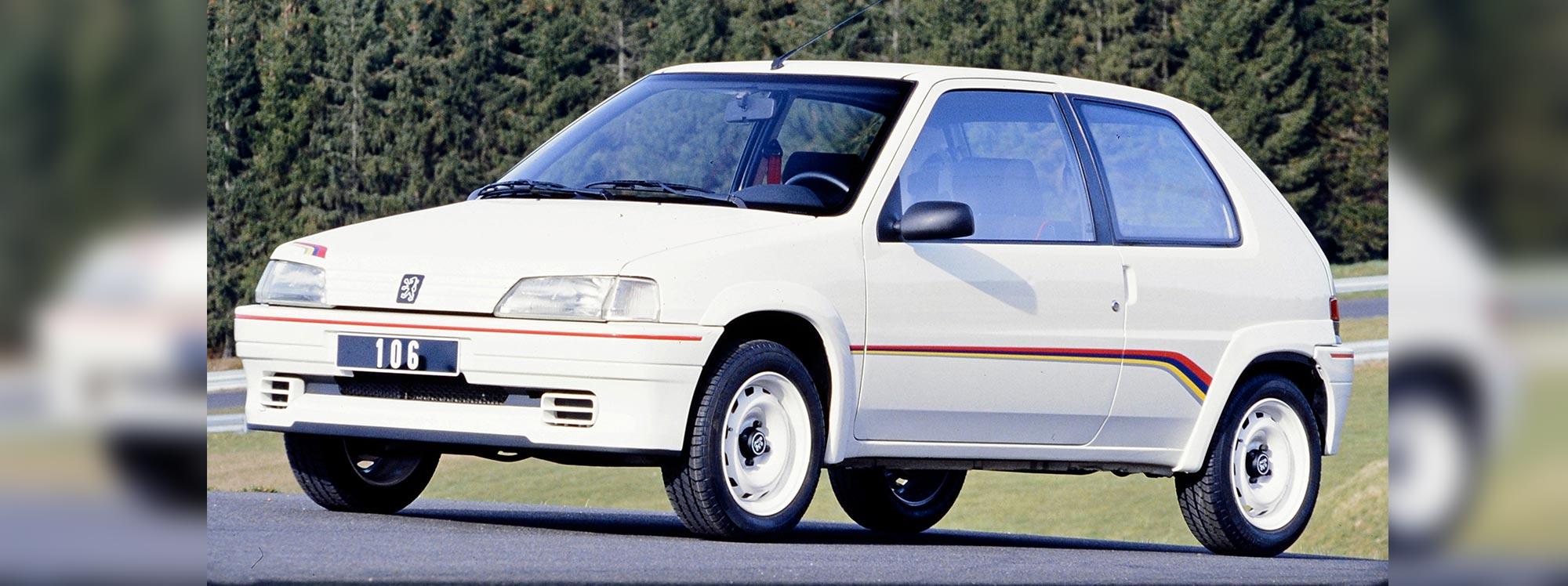 El Peugeot 106 se convertirá en un 'Youngtimer'