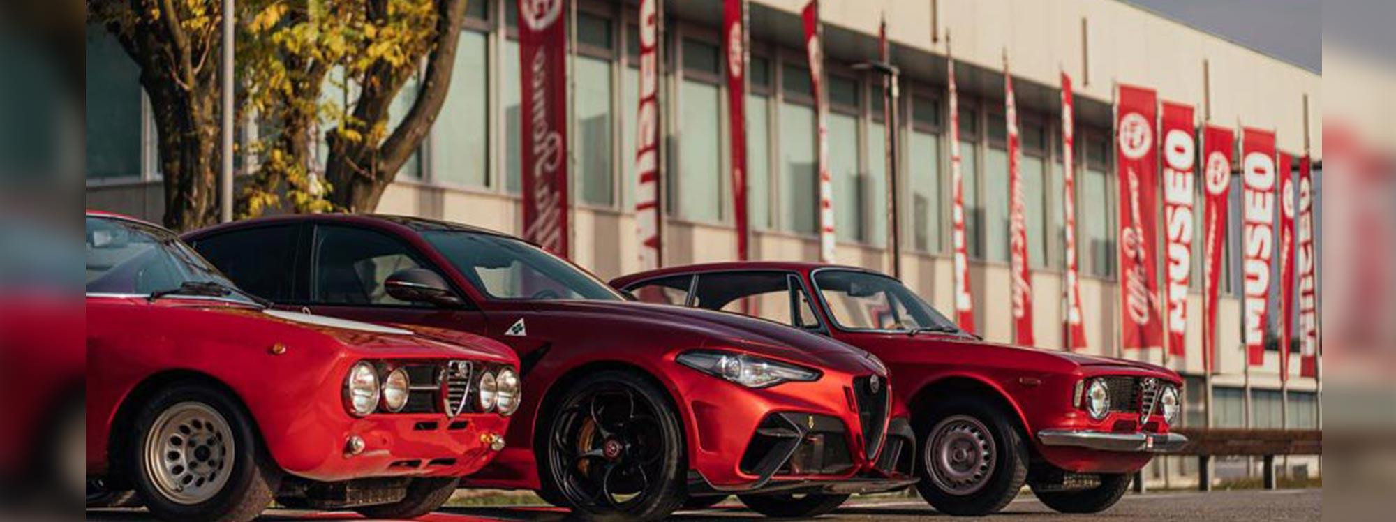 Alfa Romeo, 111 años haciendo historia