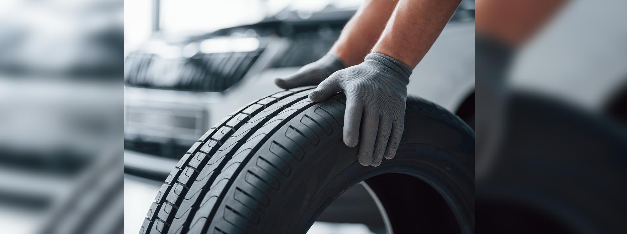 Extienda la vida útil de sus neumáticos