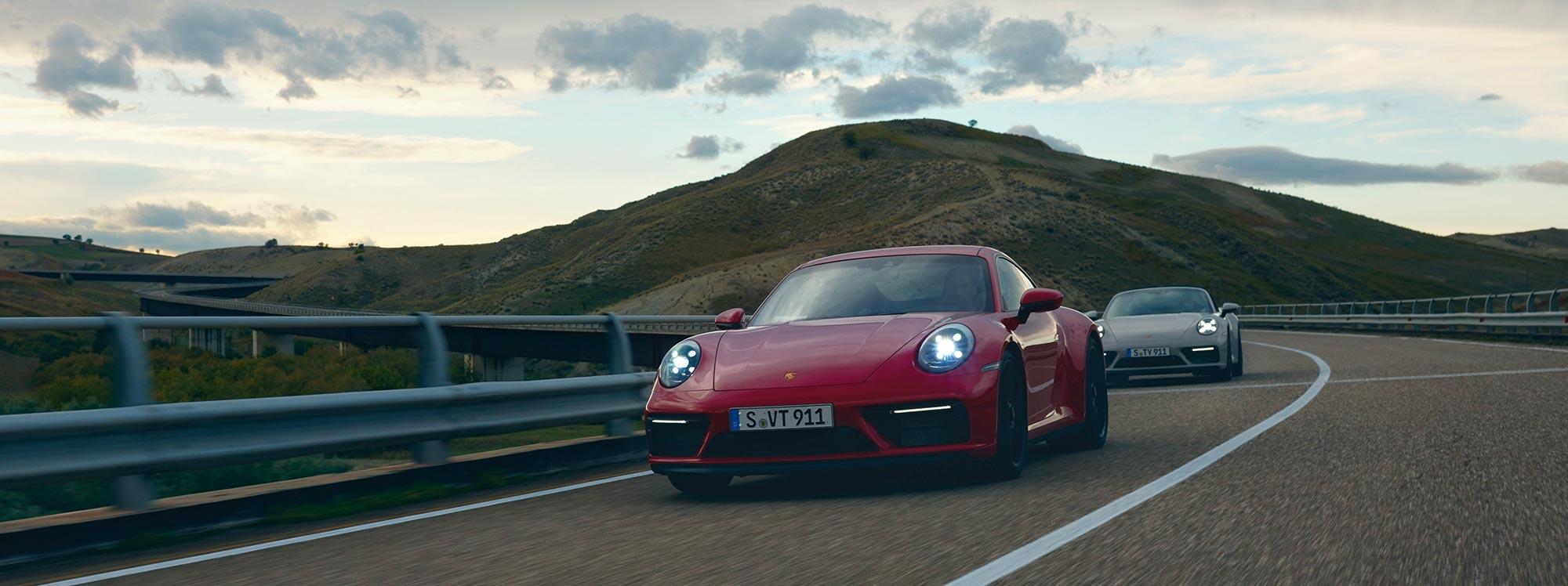 ¿Cuál es el modelo más distintivo de Porsche?