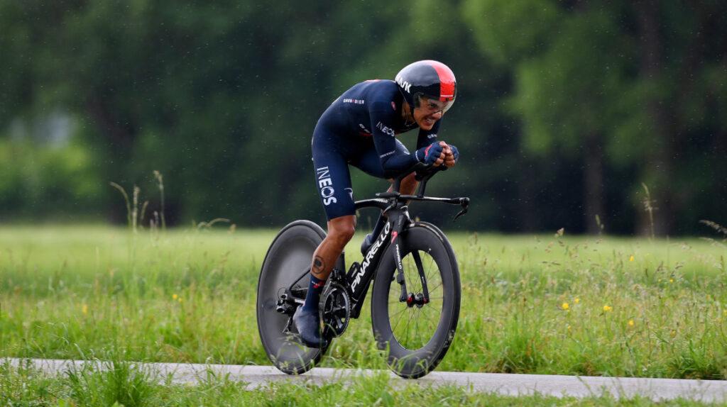 Horarios de salida para la contrarreloj de la Etapa 5 del Tour de Francia