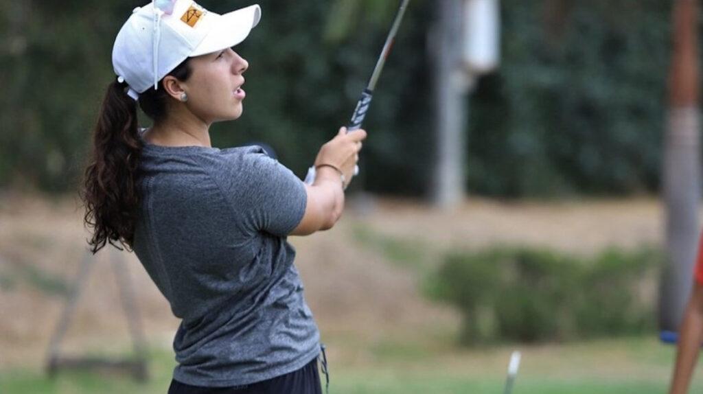 Daniela Darquea, la primera golfista ecuatoriana en clasificar a Juegos Olímpicos