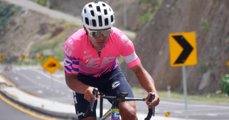 Jonathan Caicedo, el cuarto ecuatoriano que correrá la Vuelta a España 2021