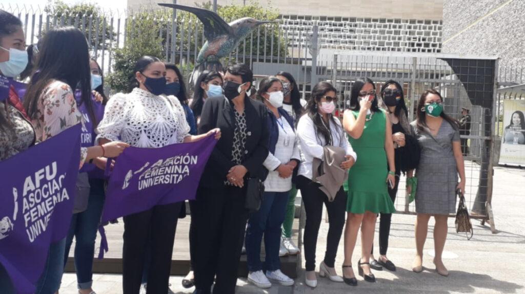 Proyecto de ley sobre aborto en casos de violación llega a la Asamblea