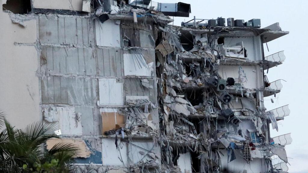 Fallecidos por derrumbe de edificio de Miami suben a 11 y hay 150 desaparecidos