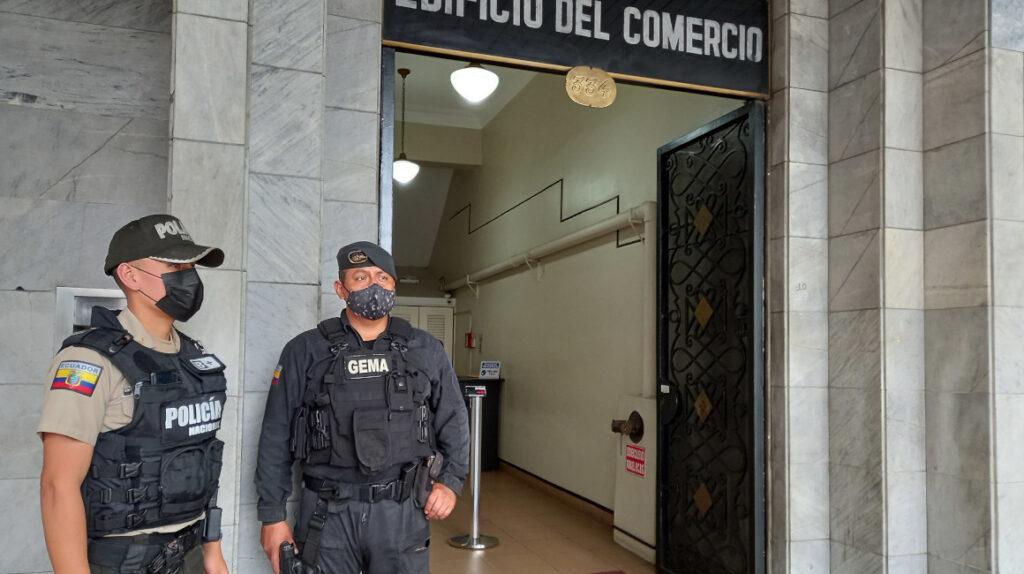 Luis Álvarez: Decevale participó en caso Isspol para ganar dinero extra