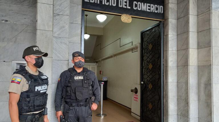 Jueza sustituye medidas  contra Carlos Carbo, exgerente de Decevale