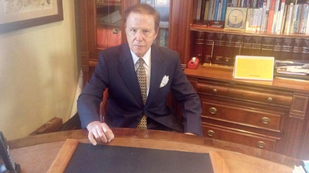 """Marcelo Merlo: """"El Contralor no puede despachar desde la cárcel"""""""