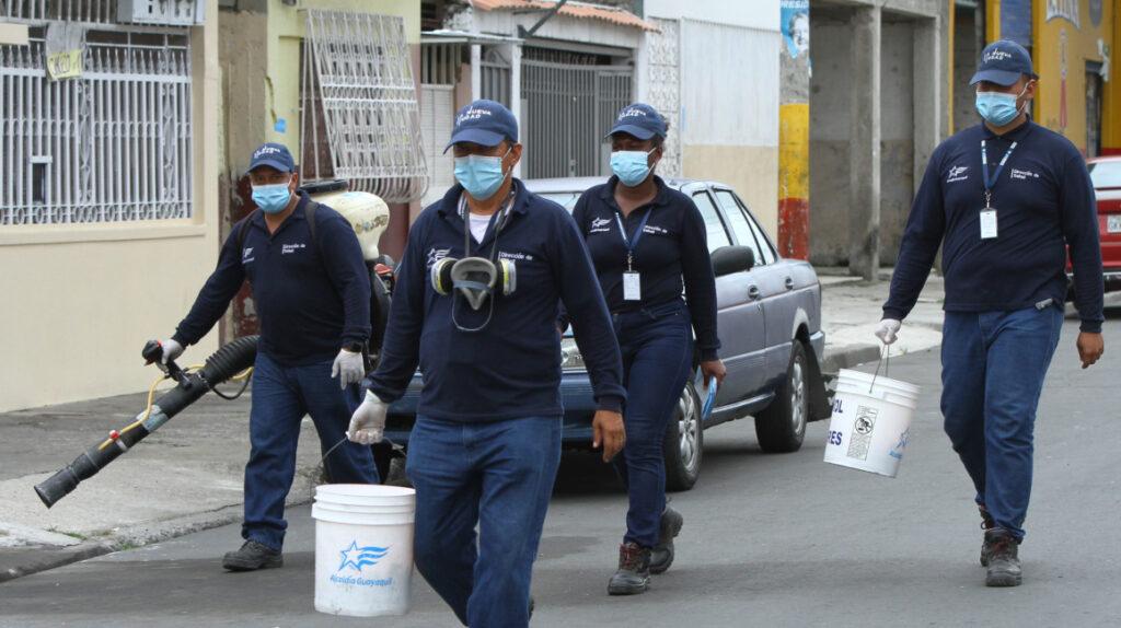 Los casos de dengue se disparan en 10 provincias del país