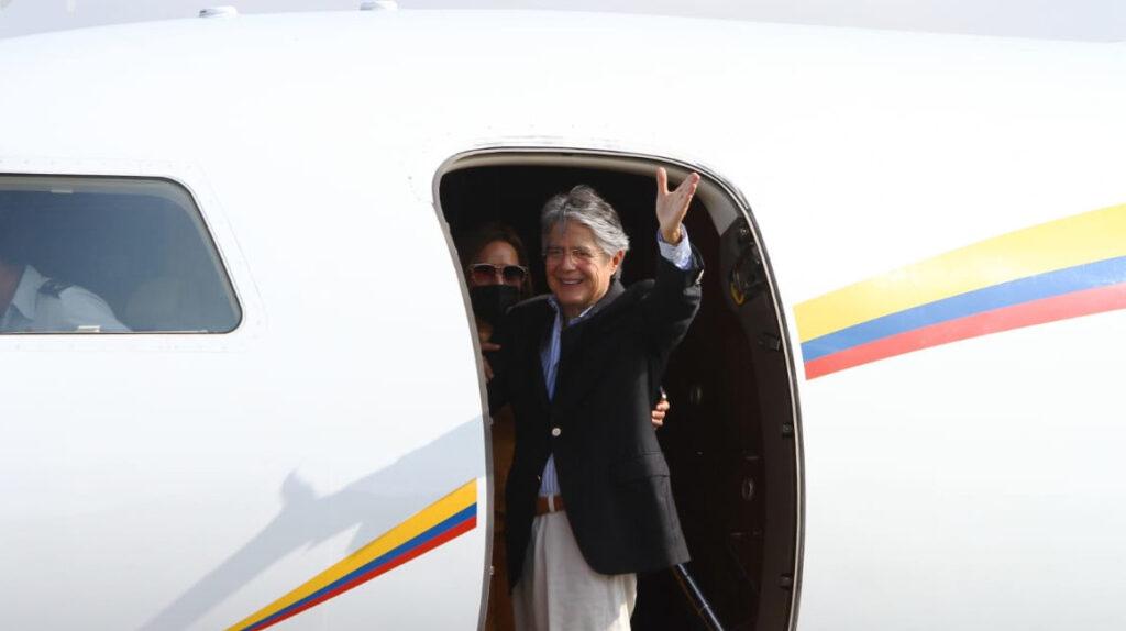 Presidente Lasso retornará al país el viernes tras operación