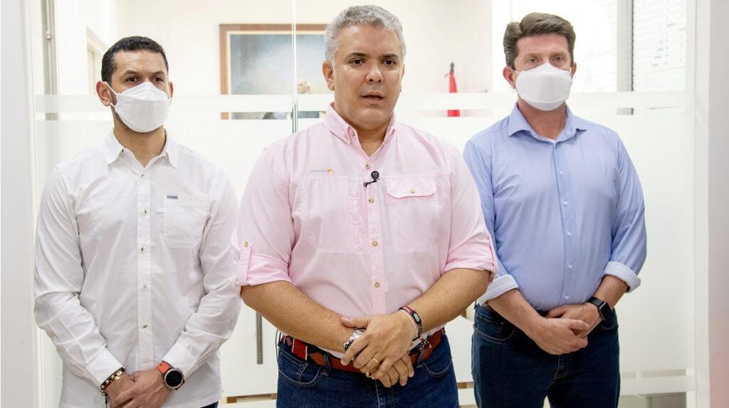 Colombia ofrece recompensa para ubicar a responsables de ataque contra Duque
