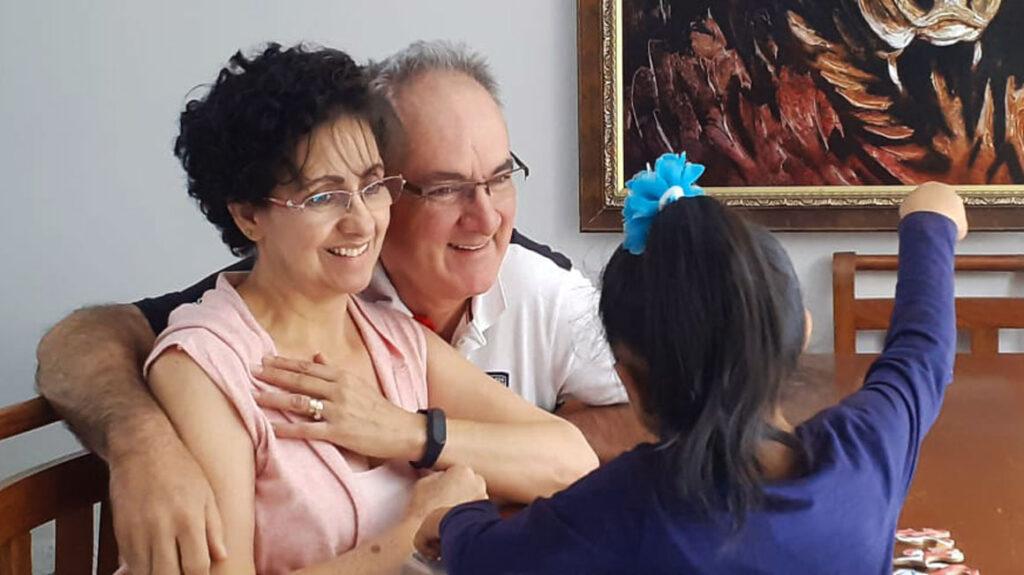 Familias de acogida, una esperanza para niños en situación vulnerable
