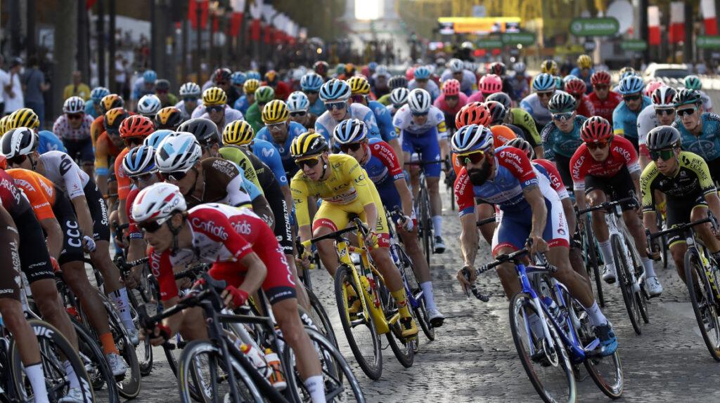 El Tour de Francia 2021 reparte USD 2,7 millones en premios