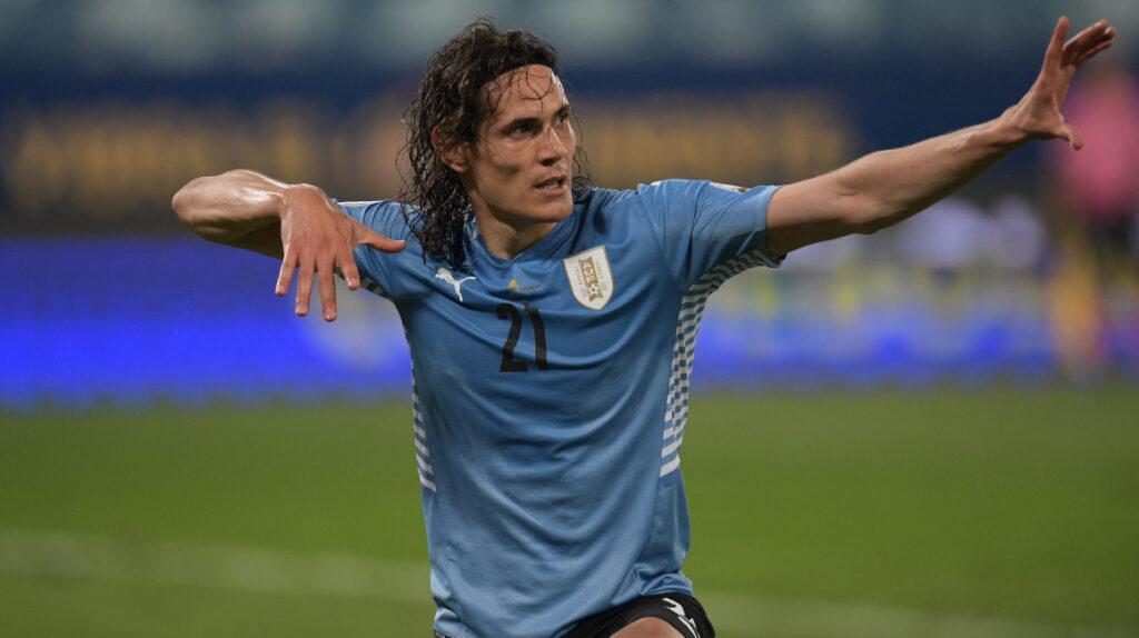 Uruguay logra su primer triunfo en la Copa América y elimina a Bolivia
